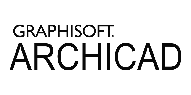 Logo archicad _ BIM